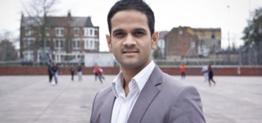 Rajeeb Dey CEO Enternship